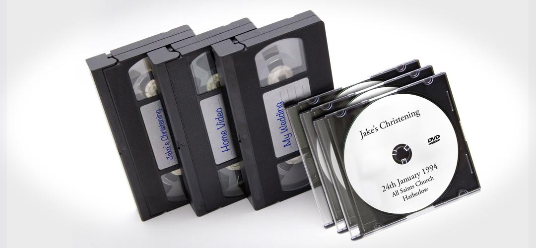 VHS Transfer Image