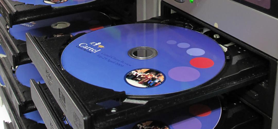 DVD Duplication Image